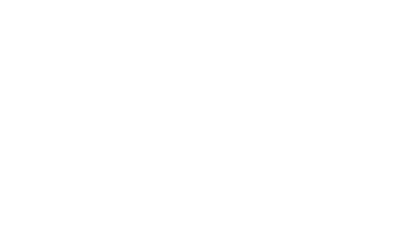 White heart for art logo.